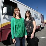 Mobile clinic relies on power of ultrasounds to save lives