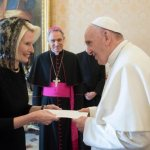 Gingrich formally begins service as U.S. ambassador to Holy See