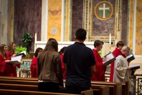 St  Louis Park parish part of Gregorian chant revival