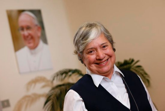 2018 Laetare Medal winner, Sister Norma Pimentel