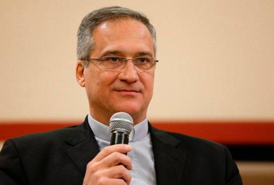 Msgr. Dario Vigano