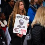 Rallies, prayer services recall legacy of slain civil rights leader