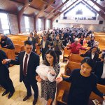 Holy Childhood opens doors to share campus with Korean Catholics