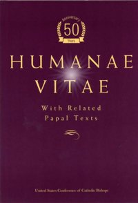 "Cover of a 50th anniversary edition of ""Humanae Vitae"""