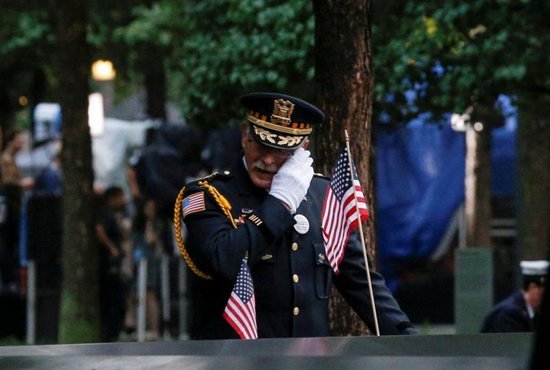 Anniversary of 9/11 marked with moments of silence, prayer, Masses
