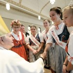 Czech bishop celebrates Mass during heritage celebration in New Prague