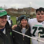 Prayers pour in for coma-induced Hill-Murray football player