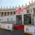 Temporary mobile health clinic for the poor opens in St. Peter's Square