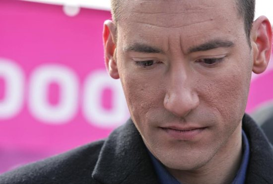David Daleiden, founder of the Center for Medical Progress, is pictured in Washington Jan. 21, 2016. The U.S. Supreme Court April 1, 2019, declined to take up an appeal by Daleiden, who had asked the justices to reject Planned Parenthood Federation of America's civil lawsuit against his group for its undercover videos.