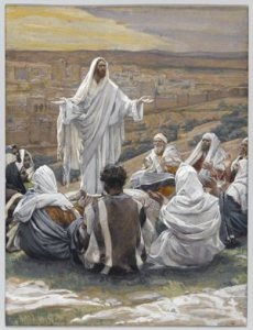 James Tissot—The Lord's Prayer