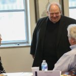 Lay Advisory Board's second meeting highlights synod, efforts at healing