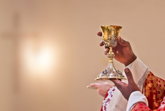 Real Presence Chalice