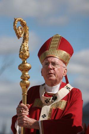 Archbishop Harry Flynn