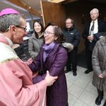 Parishioners reflect on Bishop DeGrood's pastorships with gratitude and joy