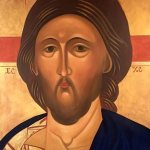 Pandemic inspires artist to create icon of Christ as healer