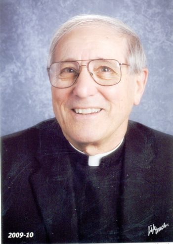 Father Fred Mannara