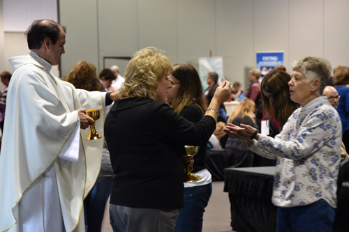 DSC 0669 1 - 'Contagious joy' spreads at Women's Conference