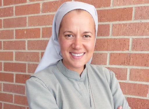 'One groovy nun' speaks in Syracuse