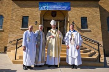 OLGC75th 6108 1 - Our Lady of Good Counsel celebrates 75 years