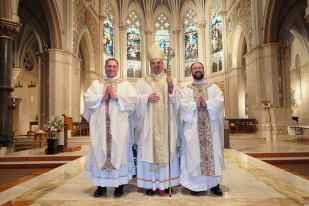 IMG 1394 1 - Father Kenneth Kirkman and Father Peter Tassini, Jr. ordained to the priesthood