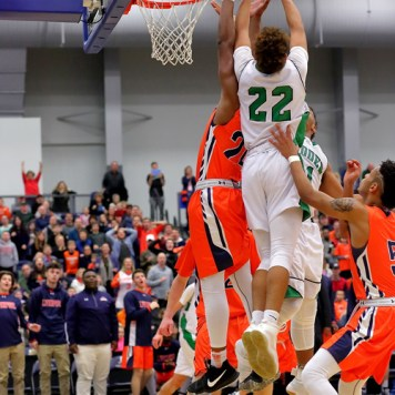 Ludden No. 22 Joe Connor 1 - Ludden, Grimes girls to face off in basketball final