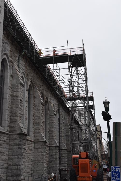 DSC 0576 1 - Restoring the  Mother Church