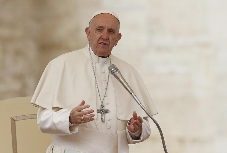 Pope moves 12 sainthood causes ahead, including U.S. missionary's