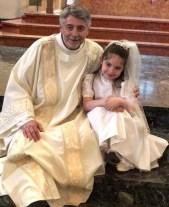St Joseph Oswego 2018 first communion
