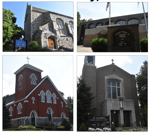 Out of many, one: Oswego parishes to form one community