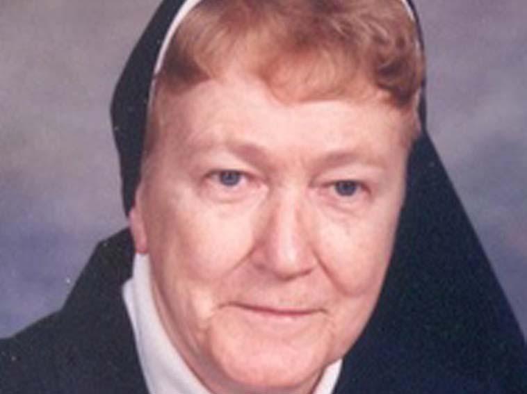 Obituary  Sister Emily Marie Jurecki, CSSF