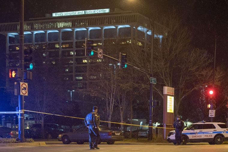 Victims of violence at Chicago hospital, St. Louis store mourned
