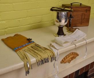 Father Pompei's items