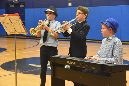 IC talent show 6 - Annual 'Talent Showcase' lights up IC School