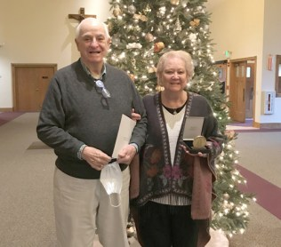 Ferguson 2 - Immaculata Awards for Service presented  to dedicated parish volunteers across the diocese