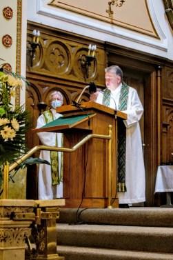 4 servatius salerno at 2021 st patricks 3 12 2021 8 48 08 PM 3 12 2021 8 48 08 PM - Annual St. Patrick Memorial Mass celebrated in Utica