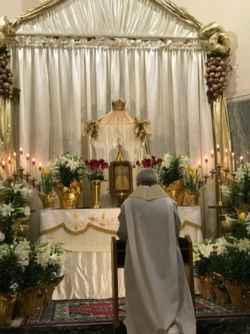 Thursday Father Baranski Holy Thursday - Holy Week 2021