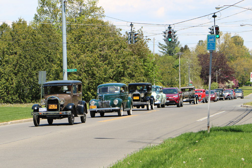 new IMG 2572crop copy - Roadworthy: Freshly blessed vehicles tour Oneida County