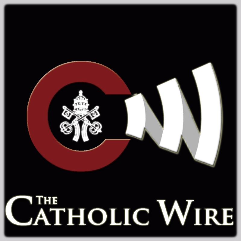 The Catholic Wire Podcast Logo