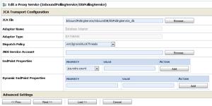 OSB_proxy config