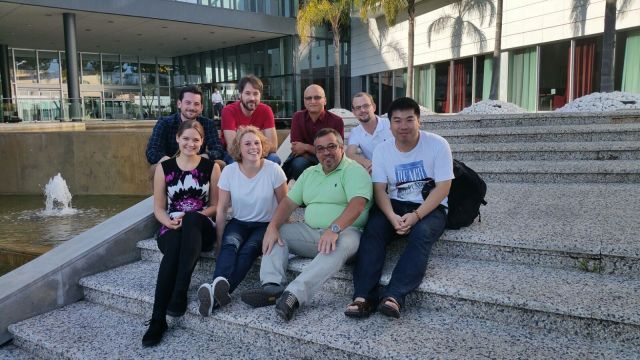 OPITZ Consulting Team in Sommer Camp 2015
