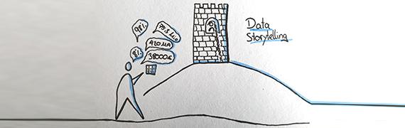 Storytelling macht Daten greifbarer