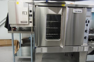 steam oven and convection oven