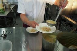 Cauldron Food School Soup class
