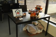 Little Village Foods, selling African Heat hot sauce