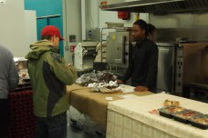 S'Bread Luv selling his banana breads