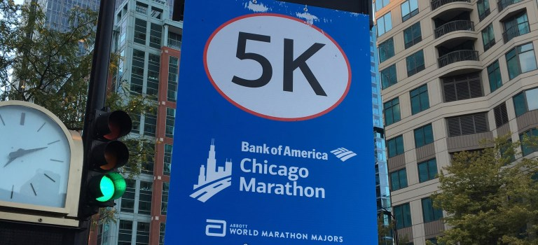 A spectator's guide to the Chicago Marathon (bookmark for next year)