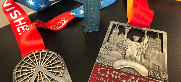 Race Review: 2018 Chicago Half Marathon