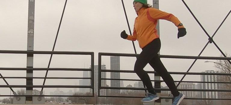 Running, dopamine, and surviving winter