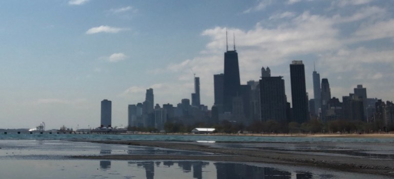 Chicago a year later