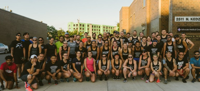 How to find your BRF* in Chicago       *best running friends